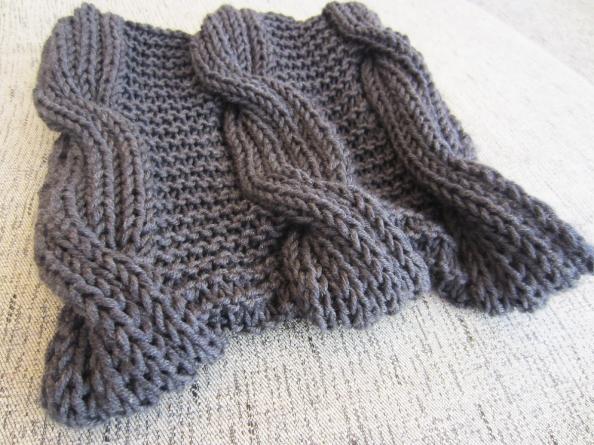 cuello lana chico