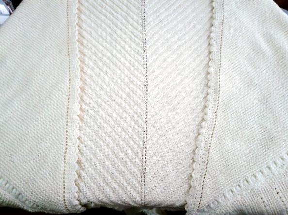 Trasera mantón