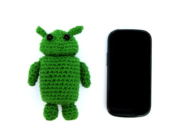 Android Robot Amigurumi
