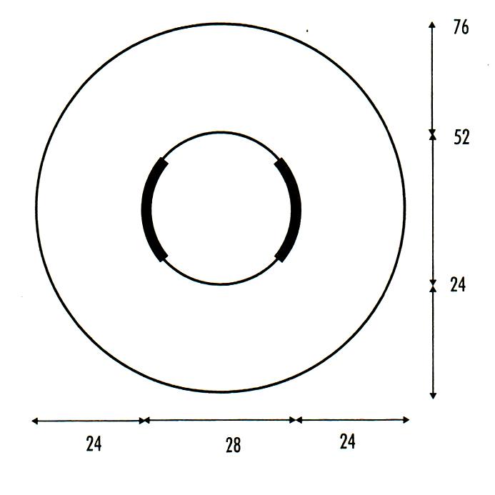 Patrón Chaleco circular | El Hogar de las lanas