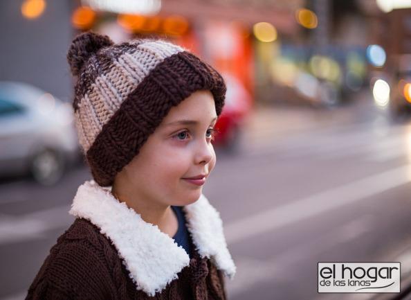 Gorro de lana Cap Basic