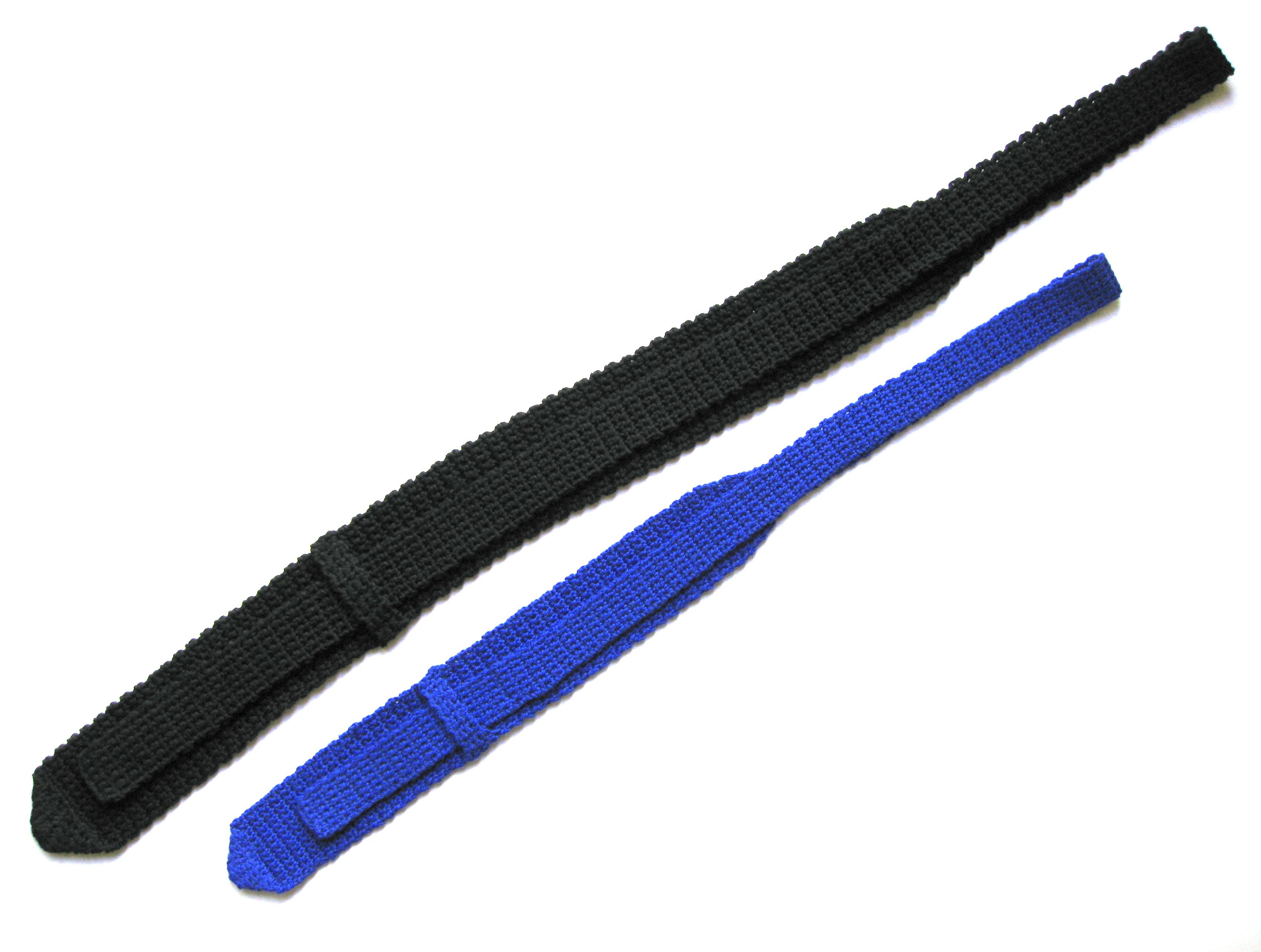 Parte inferior de la cuerda de corbata