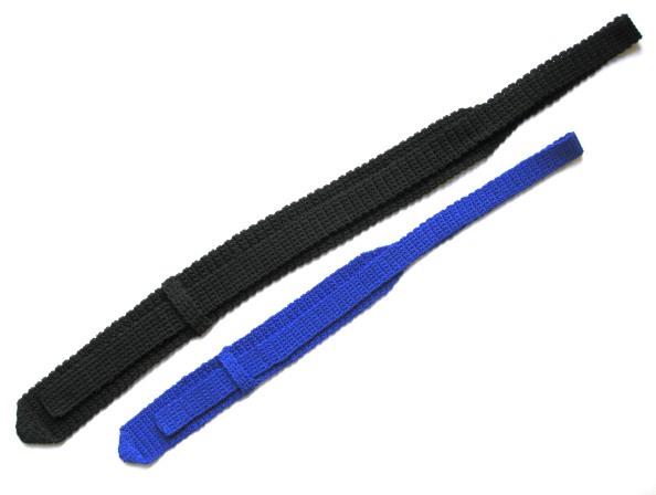Revés corbatas ganchillo