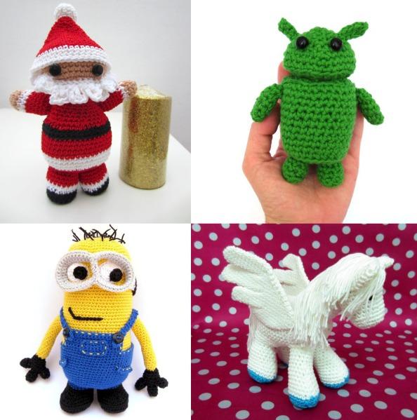 Ideas para regalar en Navidad tejidas a mano | El Hogar de las lanas